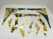 Hot Hand Set Stern Pinball Playfield Plastic Used Part Parts 2580