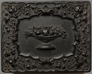 Photography Daguerreotypes / Lovely Half Plate Fruit Bowl Union Case With Two