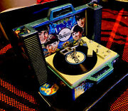 """For The """"beatles Pro/premium/le Pinball Machine"""" Motorized Record Player Mod"""