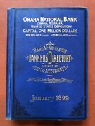 Banking / Rand Mcnally And Co.and039s The Bankersand039 Directory And List Of Bank Attorneys