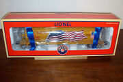 Lionel Train 58599 Lcca Union Pacific Cylindrical Hopper