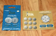 The Legend Of Zelda Breath Of The Wild Coin Nintendo Switch Wii U Collectible
