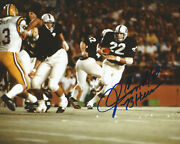 John Cappelletti Autographed Signed 8 X 10 Photo Penn State Lions Football Coa