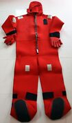 Stearns I590c Solas Immersion Suit U.s.c.g Approved Size Adult Small
