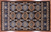 Southwest Navajo Hand Knotted Wool Rug 5and039 10 X 10and039 0 - P9178