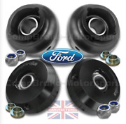 Fits Ford Escort Mk3-4/rs Turbo/xr3i Front And Rear Fixed Top Mounts 2 X Pair