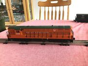 Tested Williams O Scale Great Northern 2362 Powered Diesel Locomotive