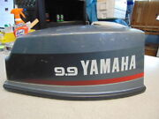 Used Yamaha 2-stroke 9.9hp Top Cowling Fits 9.9 + 15 Hp 1984 - 1995 - Stk9118
