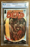 The Walking Dead 27 1st Appearance Of The Governor 1st Printing Cbcs 9.4