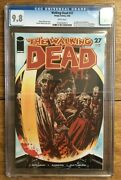 The Walking Dead 27 1st Appearance Of The Governor 1st Printing Cgc 9.8