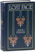 Jack London-lost Face1910-1st Ed Very Good Collection Of Seven Short Stories