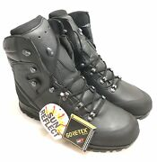 Original German Army Tactical Boots Haix Gore-tex Mountain Shoes Military Us 13