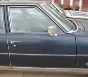 1976 1977 1978 1979 Cadillac Seville Right Front Power Door, Glass And Regulator