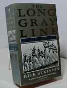 The Long Gray Line - West Pointand039s Class Of 1966 By Rick Atkinson - Fontana -1990