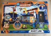 Rusty Rivets - Rivet Lab Playset - Toys R Us Exclusive