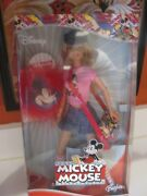 Mickey Mouse Barbie  H6468