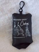 Dressmaker Details Couture Compact Carry Tote/purse For Adult Convention Gift