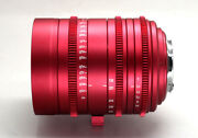 Customized Cine Sigma 18-35 Canon Mount T2 For Bmcc Ursa Red Epic Scarlet C300