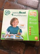 Green - Leapfrog Tag Reading System Brand New In Box