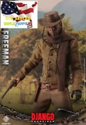Present Toys 1/6 West Cowboy Full Figure Django 12 Toy Pt-sp03 ❶usa In Stock❶