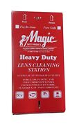 Magic Safety Pure Sight Safety Glass Care Vision Care Metal Station 10 Count