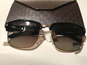 New Tom Ford River Tf367 01d Polarized 00 Authentic. With Case Wipe