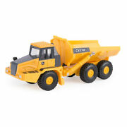 Tomy Collect-n-play 164 Scale John Deere Articulated Dump Truck