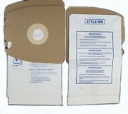Eureka Style Mm Might Mite Micro Allergen Vacuum Cleaner Bags By Dvc Made In Usa