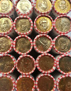 Lot Of 10 Different Presidential Dollar Coins Brilliant Uncirculated Us Mint