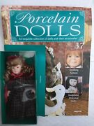 Deagostini Porcelain Dolls Collectable Figurine Issue 37 Heather Country Lassie
