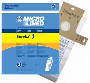 Eureka Style J 61515c Micro Allergen Vacuum Cleaner Bags By Dvc Made In Usa
