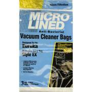 Eureka Style Ex Micro Allergen Vacuum Cleaner Bags By Dvc Made In Usa