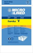 Eureka Style V Micro Allergen Vacuum Cleaner Bags By Dvc Made In Usa