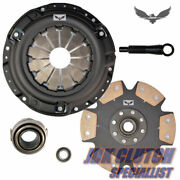 Jd Stage 4 Supreme Clutch Kit 1992-2005 Civic D15 D16 D17 And 1993-1995 Del Sol