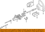 Ford Oem Steering Column-lower Shaft And Joint 8l5z3b676b