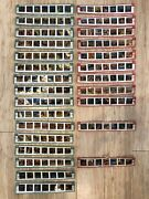 27 Vintage Kenner Color Slides 1963 And 1964 Set Give-a-show Projector Green And Red