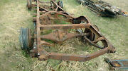 Packard Rolling Chassis