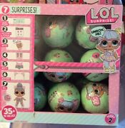 L.o.l. Surprise Series 2 Wave 1 Full Box 18 Sealed Balls Very Rare Ships Fast