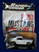 Roman's Ford Mustang - Fast And Furious Rapido Y Furioso 34 Argentina 1/32 Scale