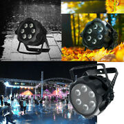 Exterior Waterproof Stage Light Aquas Wireless Dmx Rgbawuv Battery Operated