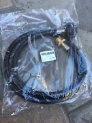 4 Ft Replacement Propane Lp Gas Tank Hose Extension Adapter Weber Bbq Grill Ga09