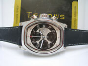 Buti Fausto Moon Limited Edition Diamond Dial Automatic Day-date Menand039s Watch