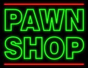 New Pawn Shop Open Beer Light Lamp Neon Sign 32 Poster Decor Artwork
