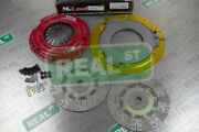 Mcleod Rxt 1000hp Clutch Twin Disk Clutch Kit 23 Sp Mustang Gt 11-17 5.0l Coyote