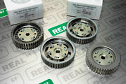 Toda Adjustable Intake And Exhaust Cam Gears Pulleys Set Kit Acura Nsx C30a C32b