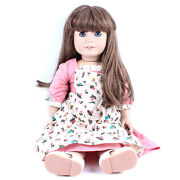 American Girl Dolls Of Today - Just Like You 7 - Felicity Spring Gown Retired
