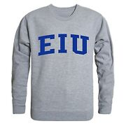 Eastern Illinois University Panthers Eiu Crewneck Sweater - Officially Licensed