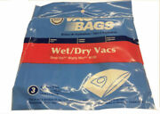 Shop Vac Mighty Mini M100 Vacuum Cleaner Bags By Dvc Made In Usa