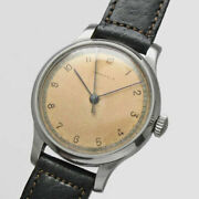 Longines Center Second Pink Dial 1941 Manual Winding Ref.22064-2 Cal.12.68n