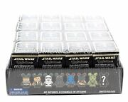 New Disney Star Wars Series 6 Vinylmation Sealed Tray With Leia Chaser Variant